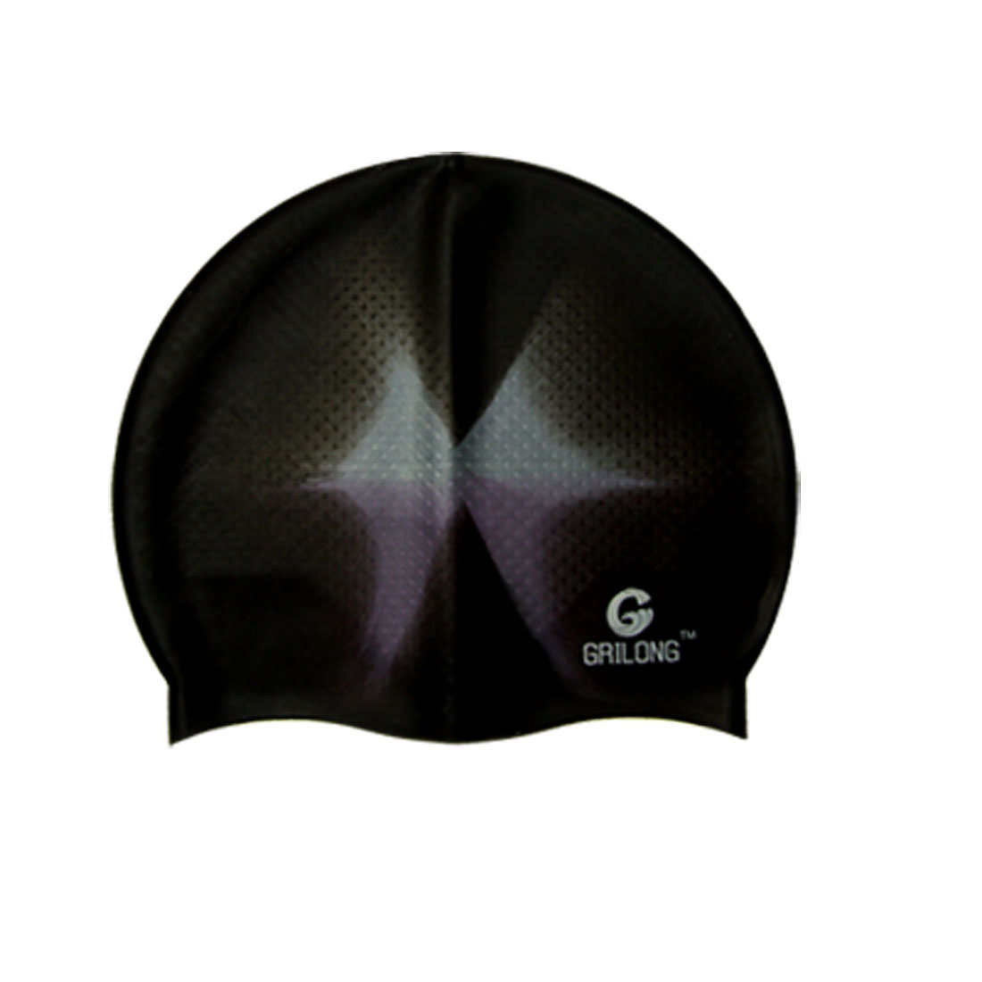 Skidproof Flexible Silicone Swim Hat Swimming Cap