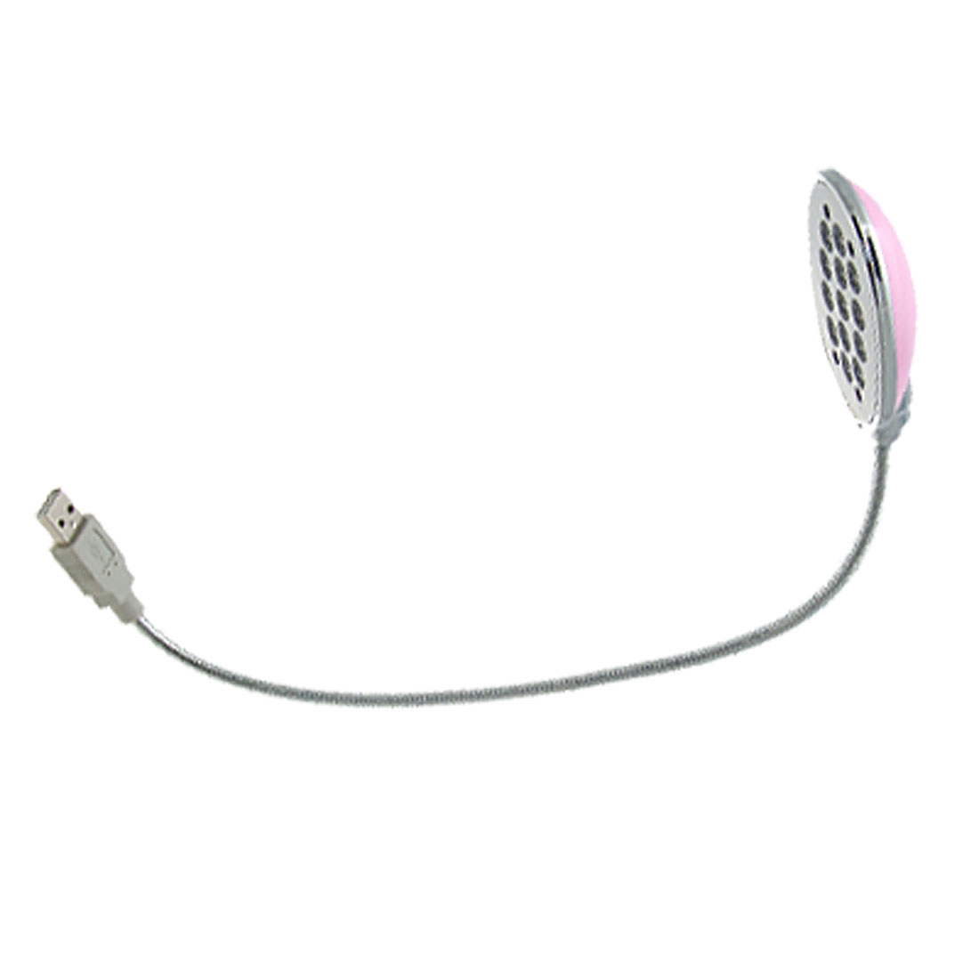 Flex USB Laptop / PC Reading Lamp w/ 13 White Light LEDs