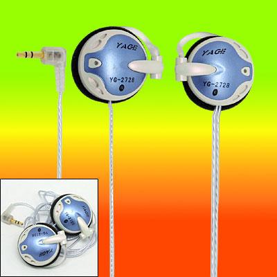 Clip On Adjustable Earphone Headphone