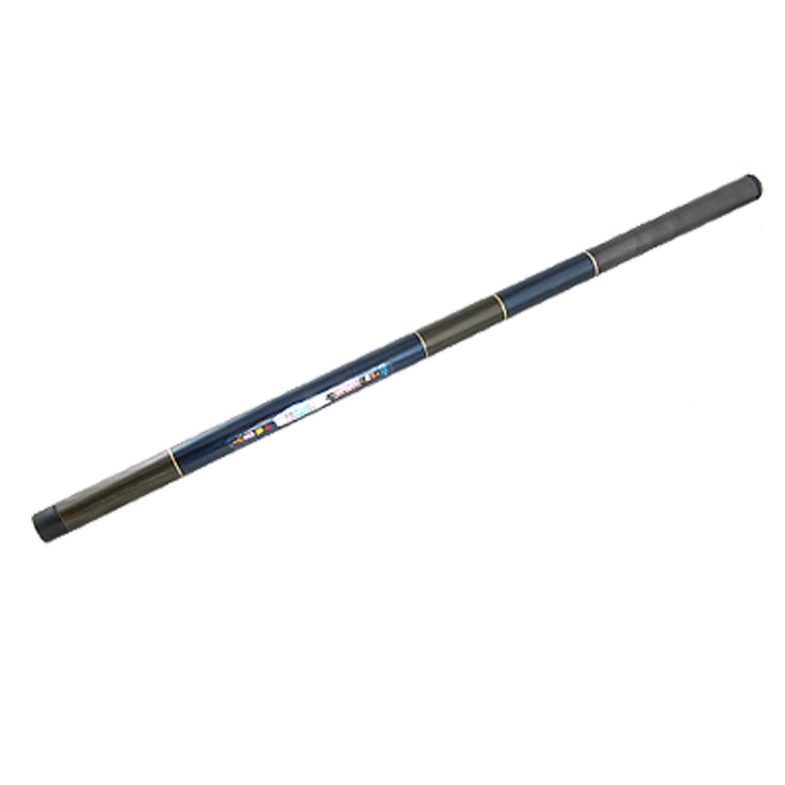 Compact Travel Telescopic Fishing Rod Pole with 9 Section