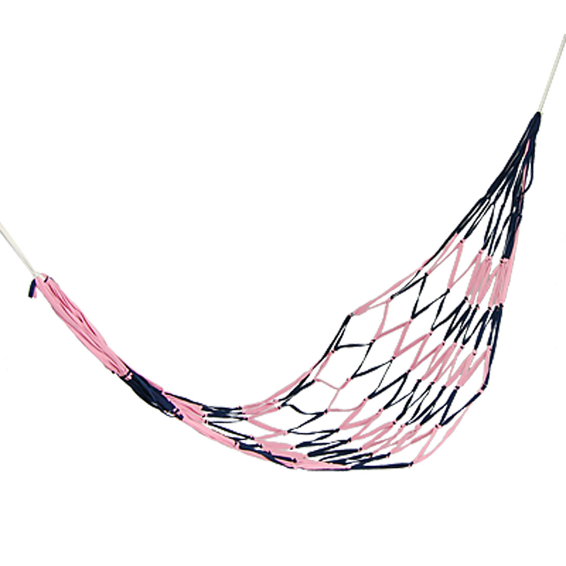 Cotton and Nylon Materials Net Hang Sleeping Hammock