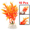 Realistic Artificial Plastic Fish Tank Aquarium Plants