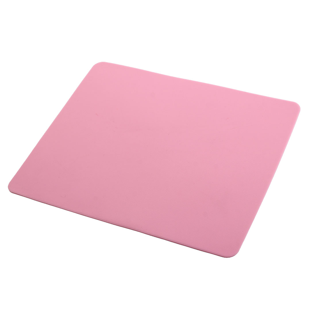 Mini Pink Anti-slip Silicone Mouse Pad for Laptop/PC