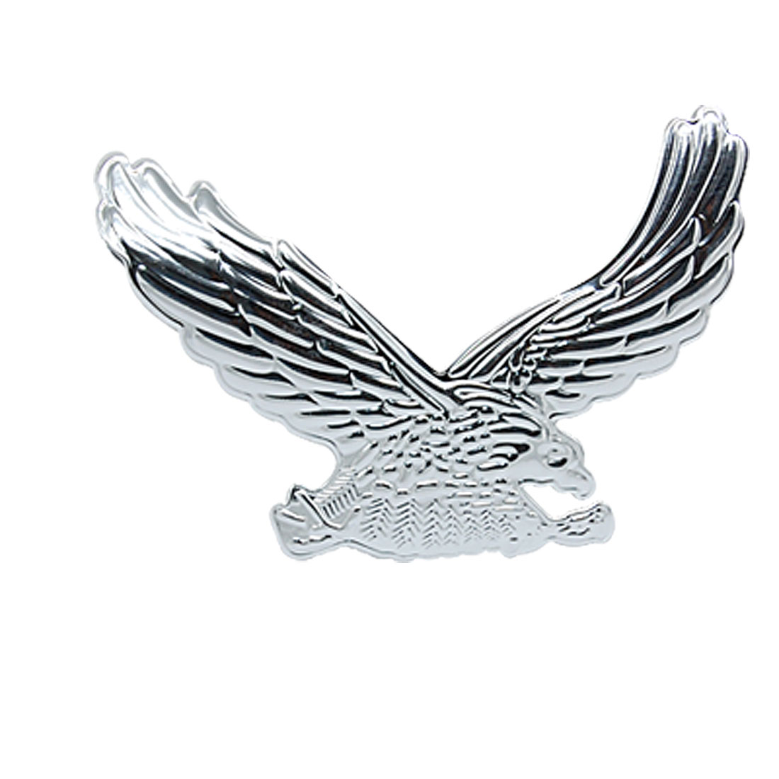 Silvery Eagle Decorative Sticker for Car Auto Truck