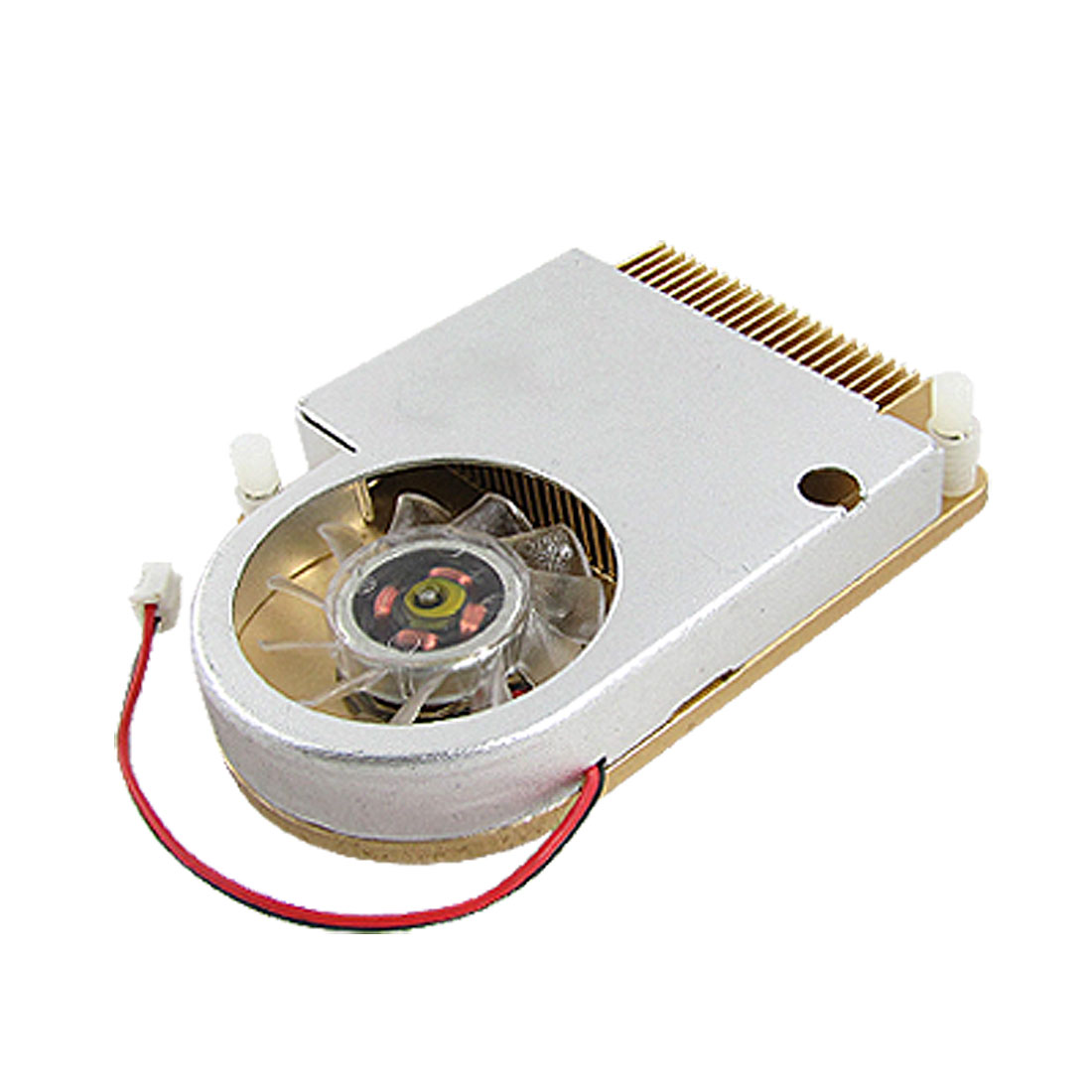 PC Computer 2-Terminal VGA Video Card Cooling Fan Cooler Heatsink