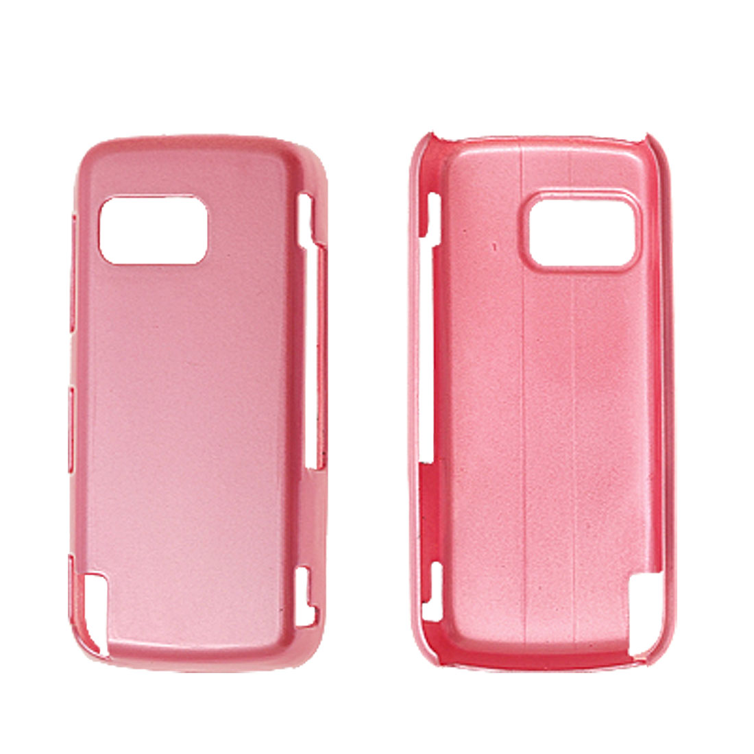 Plastic Back Shield Case Cover for Nokia 5800 Pink