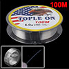 Outdoor Fishing Angling Nylon String 100M Length Monofilament Line Fish Spool