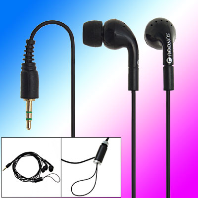 Stereo Sound for Mp3 Mp4 CD 2.5mm Earphone Headphone