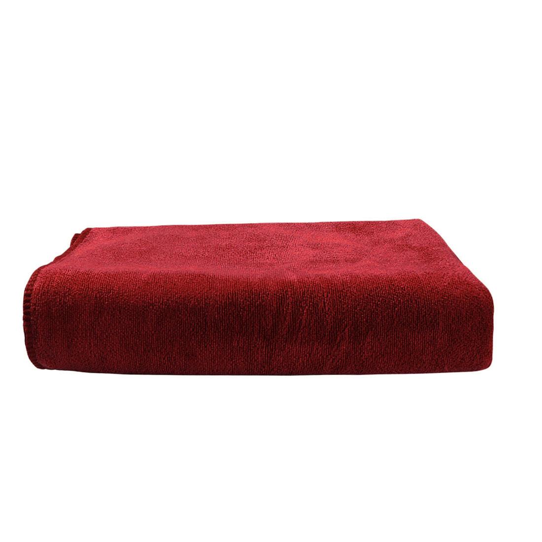 Crimson Soft SPA Bath Beach Towel Washcloth 160 x 70cm