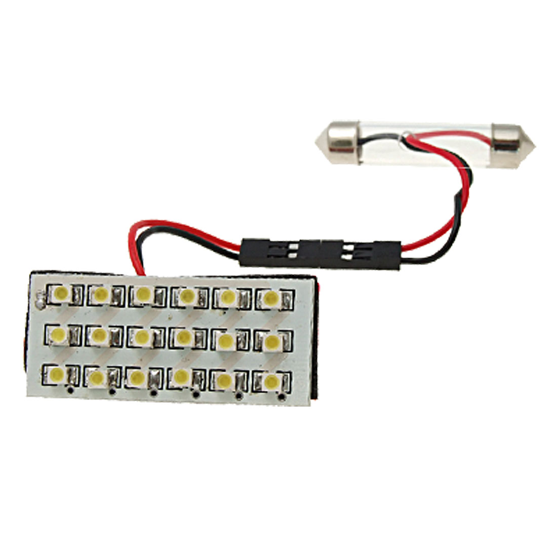 1 x 18 LEDs Car Auto Interior Dome Box Light Lamp