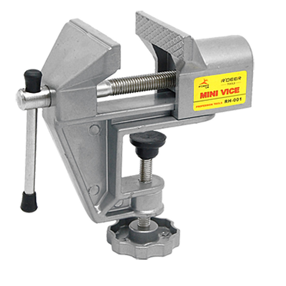Mini Clamp On Bench Vice for Jewellers Hobby Craft