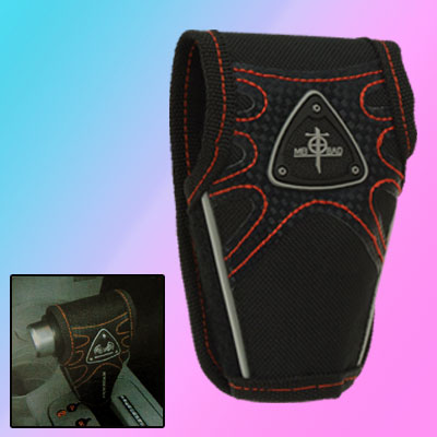 Car Auto Gear Shift Knob Cover with Hook and Loop Fastener