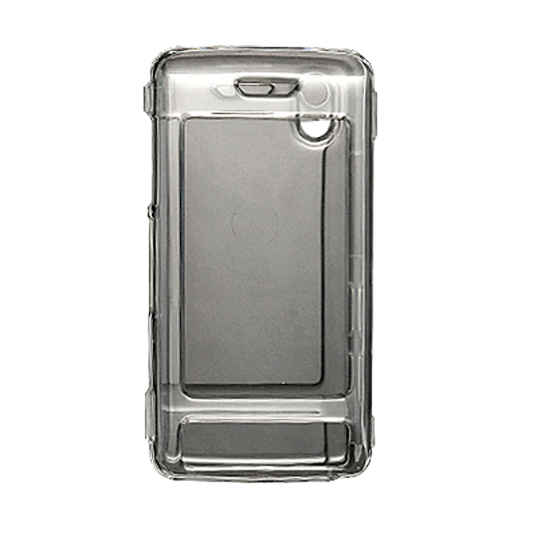 Hard Plastic Protective Case Cover Clear for LG KP500 Mobile