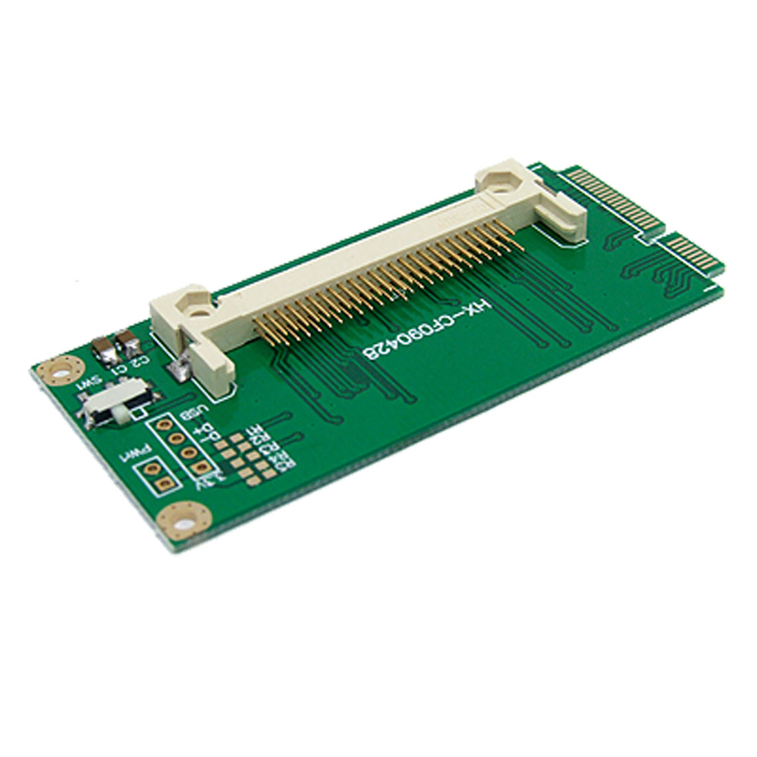 Mini PCI-E To CF Card Express Adapter for Asus EeePC R