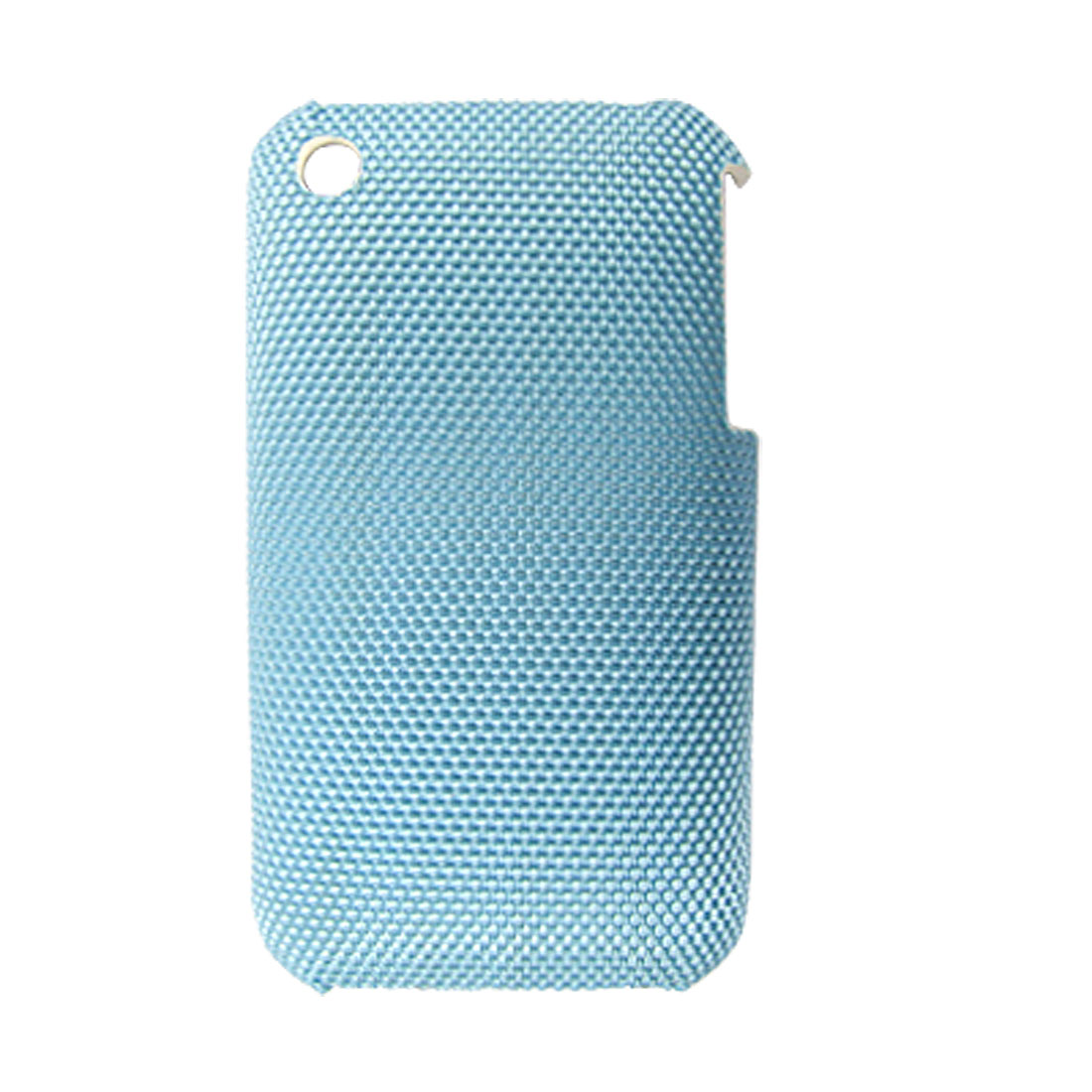 Mobile Non-slip Hard Plastic Back Shield Protector Cover Case for Apple iPhone 3G
