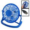 Blue Portable USB Mini Cooling Cooler Fan for Laptop