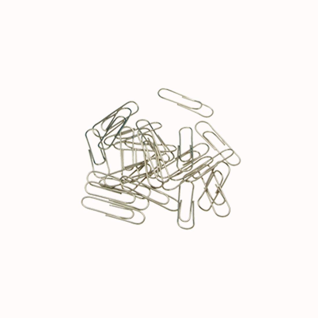 Silvery Mini Bookmark Paper Clips 1000 PCS