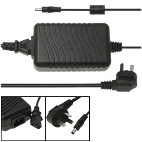 DC 12V AC Power Supply Switch CCD Camera Power Adapter