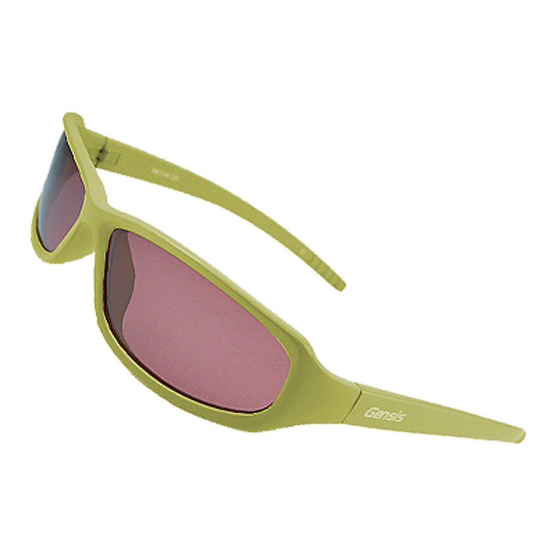 Outdoor Sports Ladies Polarized Sunglasses w. Green Frame