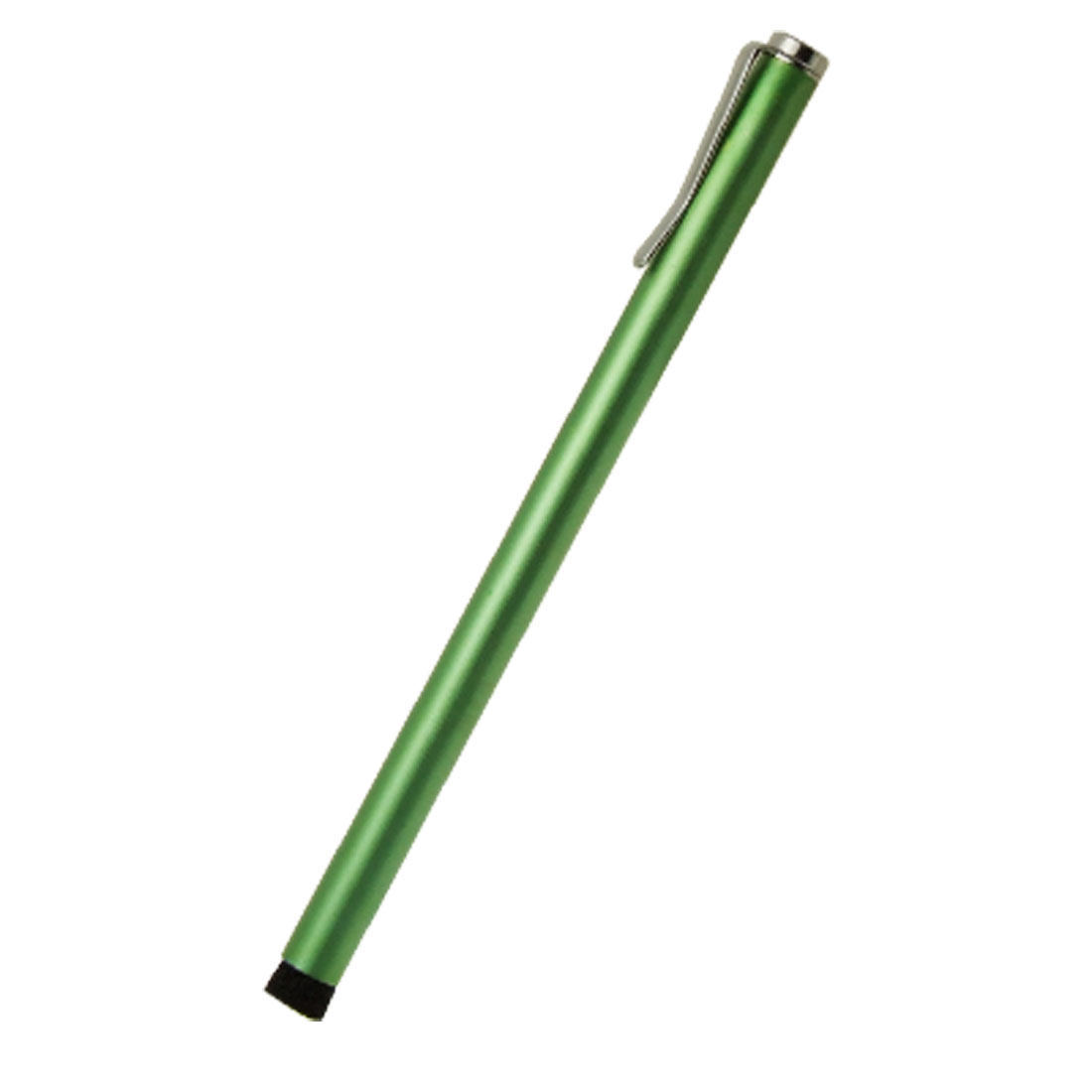 Green Stylus Pen with Clip for Apple iPhone 3G iPod Touch