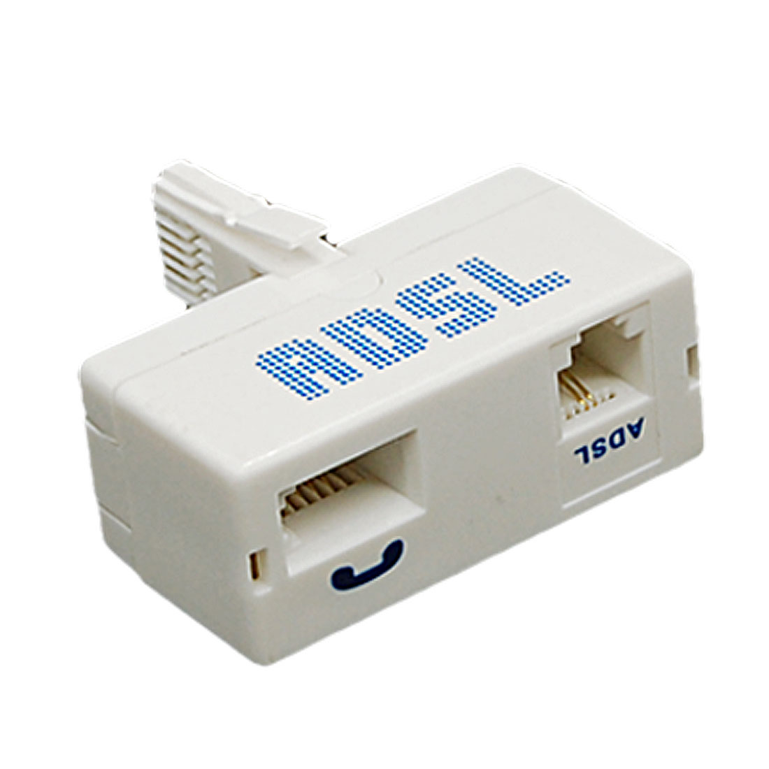 UK Telephone BT to RJ11 BT Socket Adapter Convertor