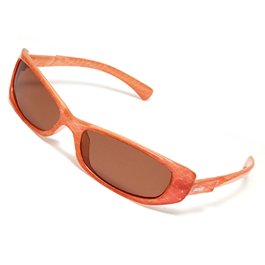Plastic Frame Stylish Sports Ladies' Polarized Sunglasses
