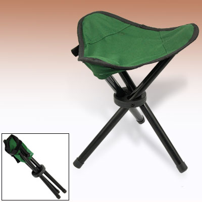 Portable Tripod Camping Fishing Folding Chair Stool