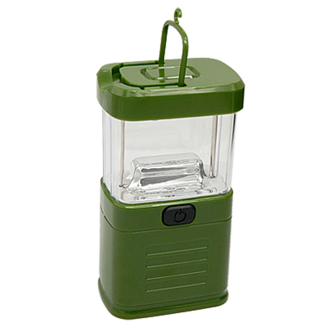 Green 11 LED White Light Camping Lantern Torch Lamp