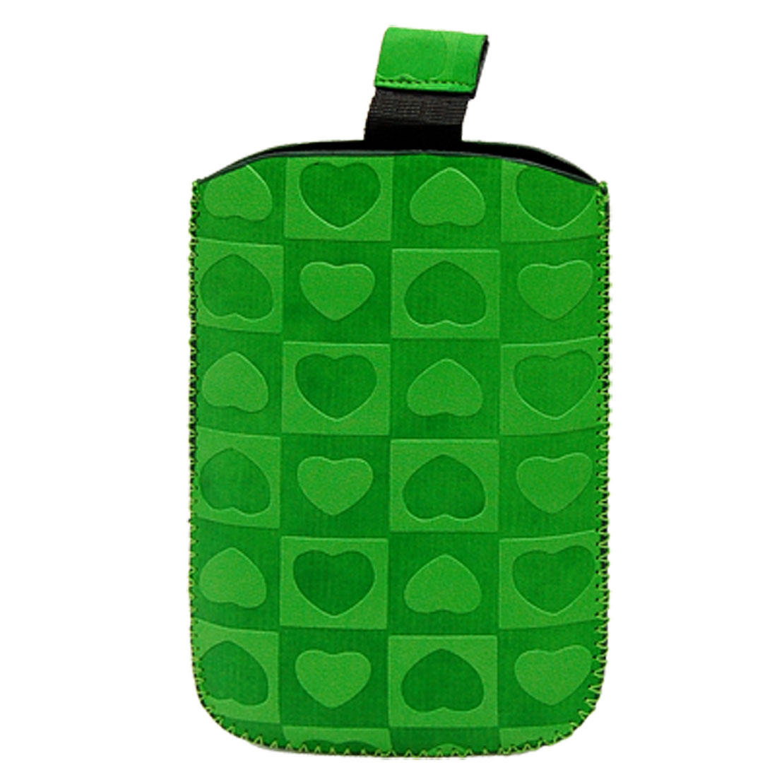 Green Leather Sleeve Case Cover Pouch for Apple iPhone 3G