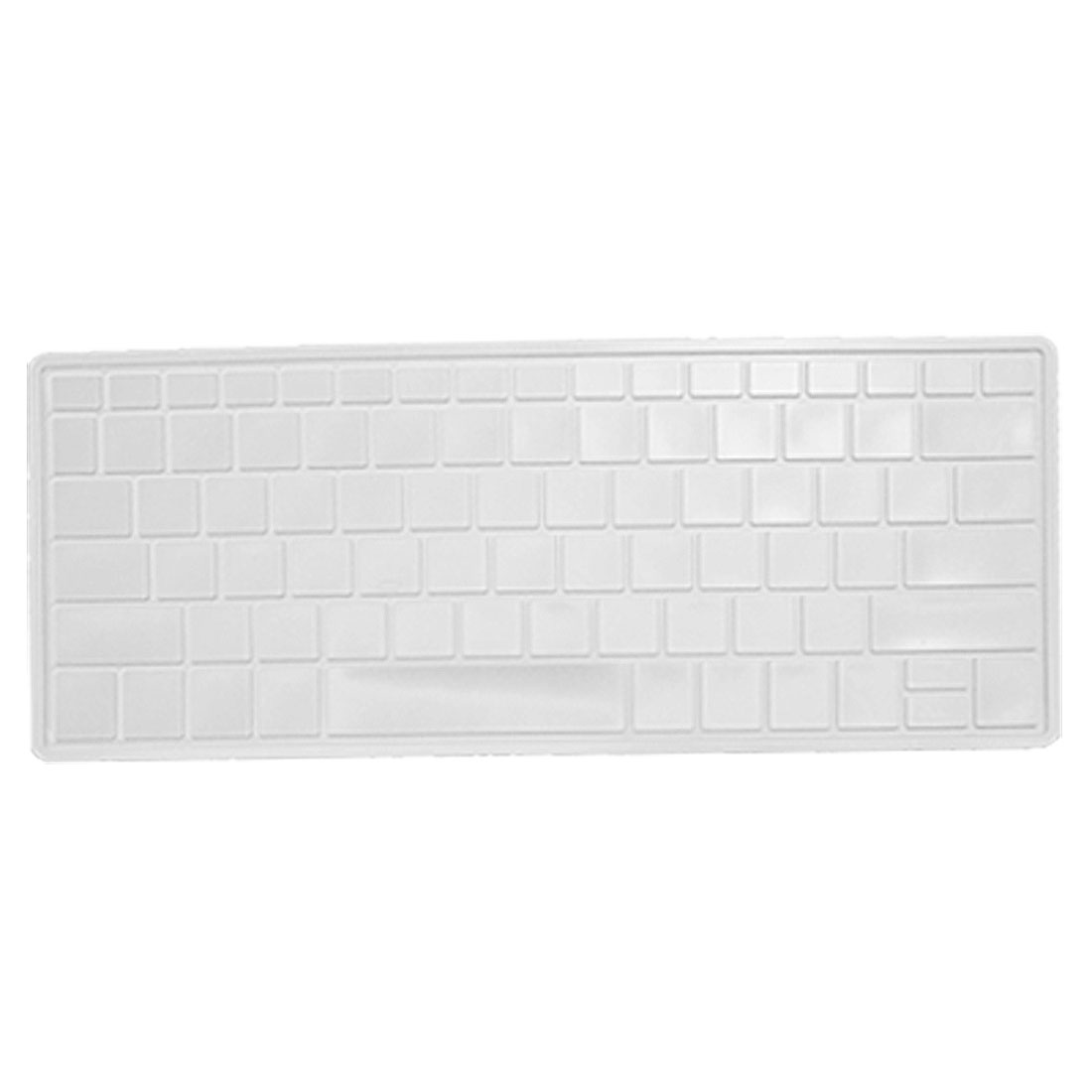 Laptop Clear Silicone Keyboard Protector for Asus Eee PC 1008HA US