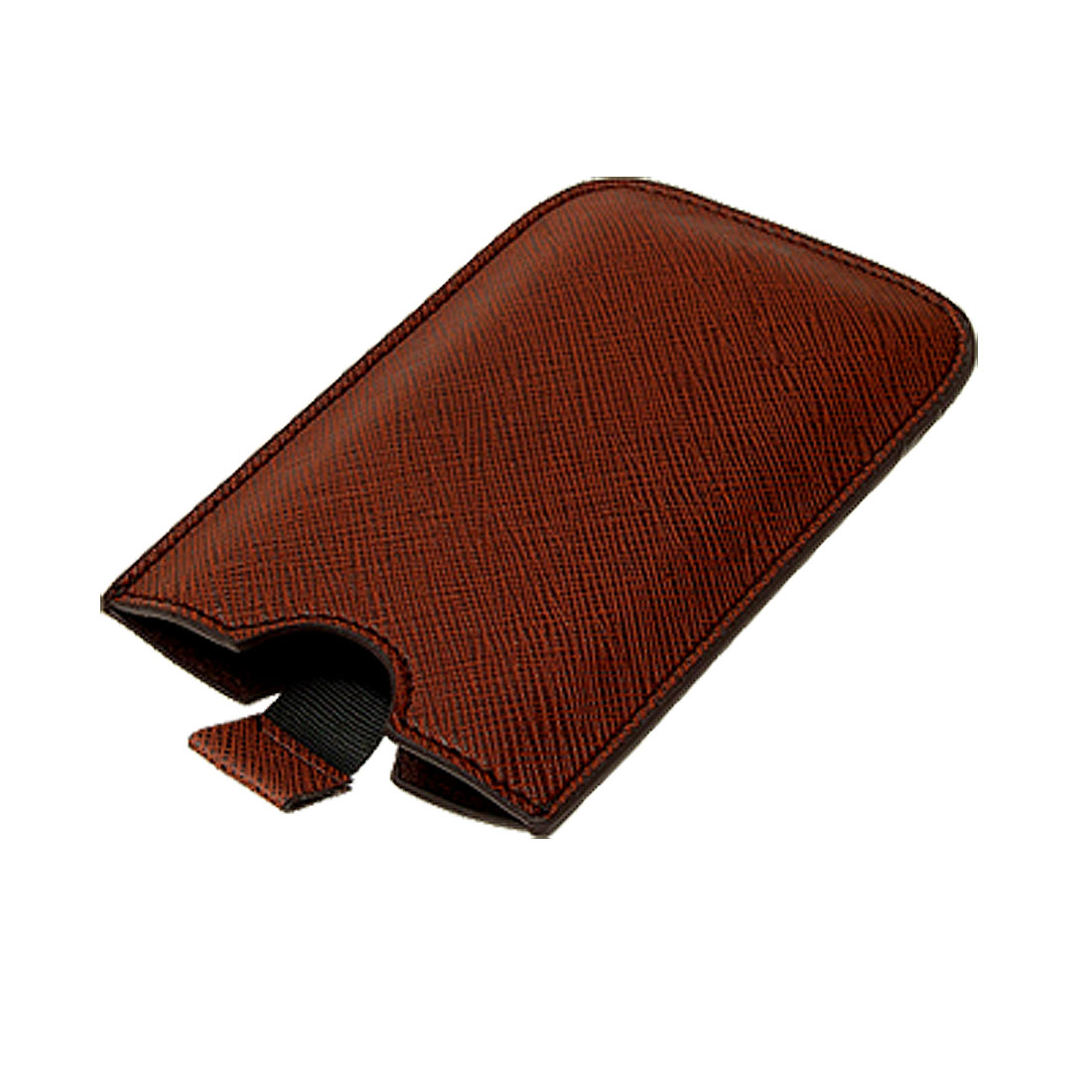 Leather Sleeve Case Cover Pouch Brown for Apple iPhone 3G