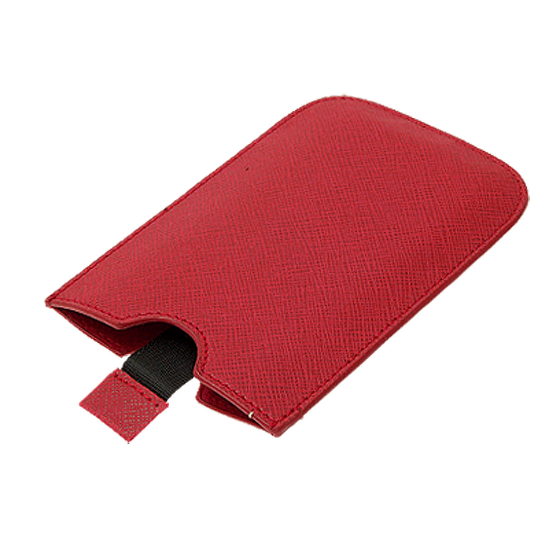 Protective Leather Case Sleeve Cover Red for Apple iPhone 3G