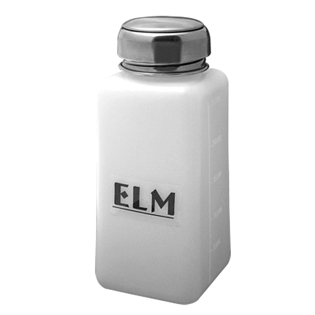 250ML Anti-static Anti-Reflux Alcohol Bottle White