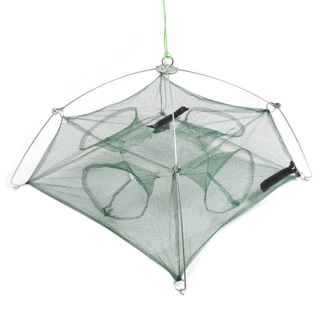 Crab Bait Fishing Wire Bait Cast Umbrella Dip Net