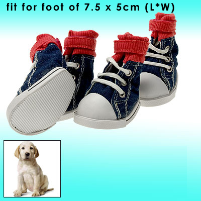 Puppy Pet Feet Protector Fashion Sport Boot Dog Shoes