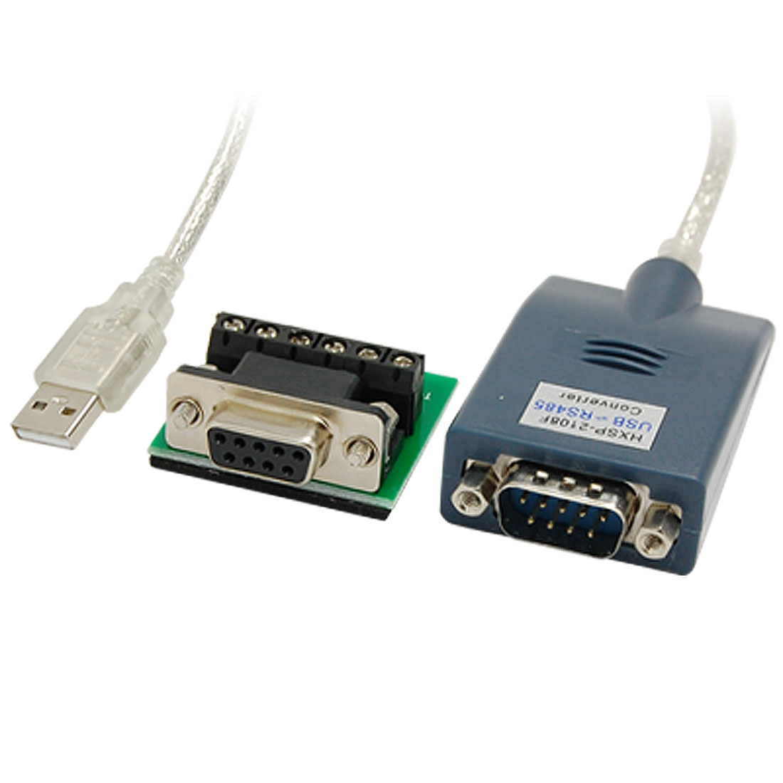 USB 2.0 to RS-485 RS-422 Serial Converter Adapter Cable