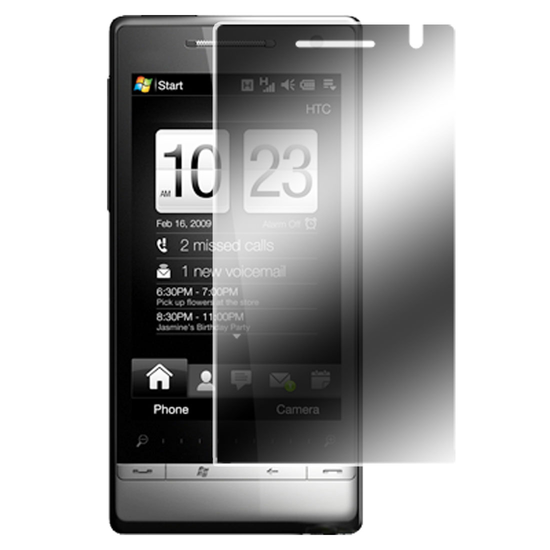 Clear LCD Screen Guard for HTC Touch Diamond 2