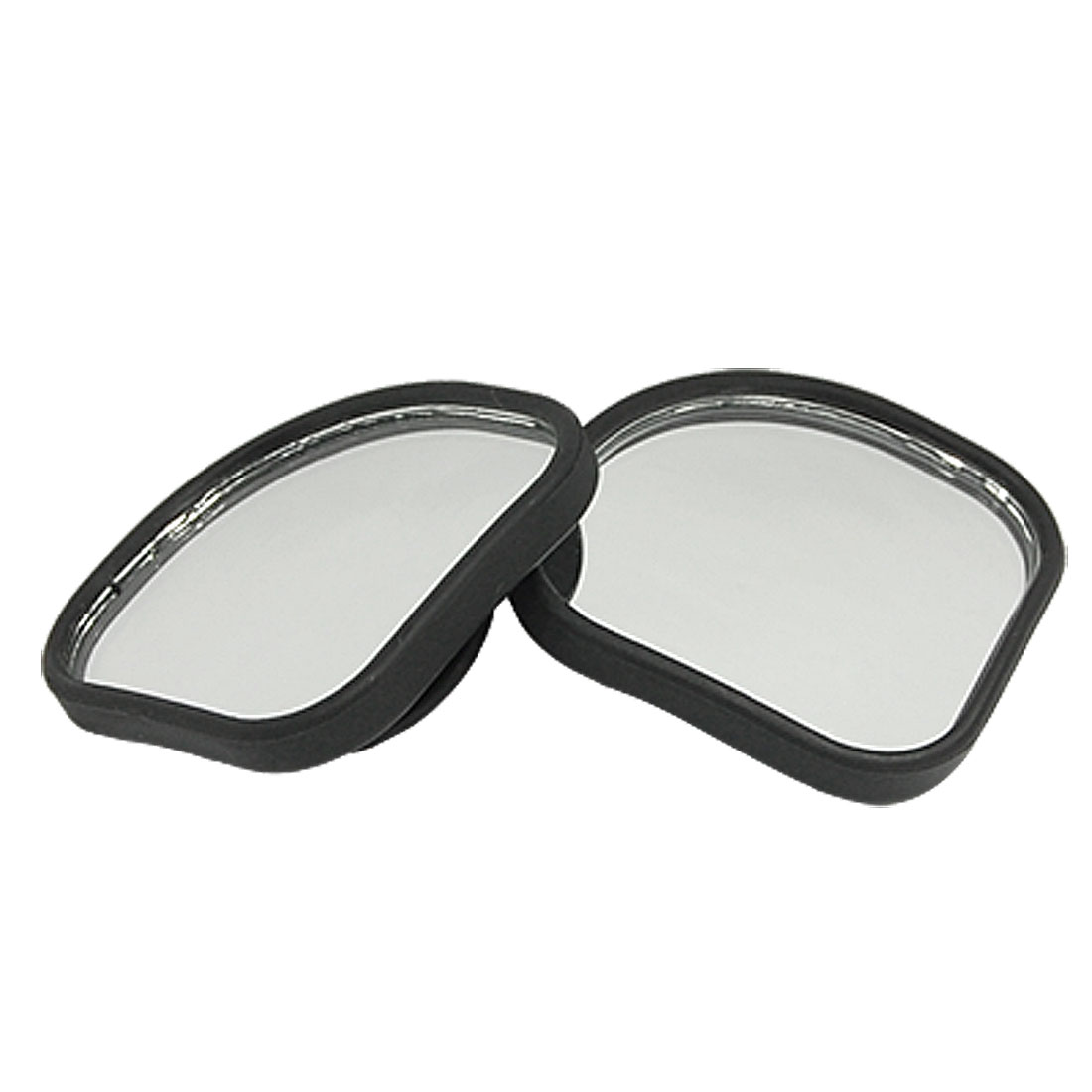 2 Pcs Car Rear View Auto Rearview Blind Spot Mirror