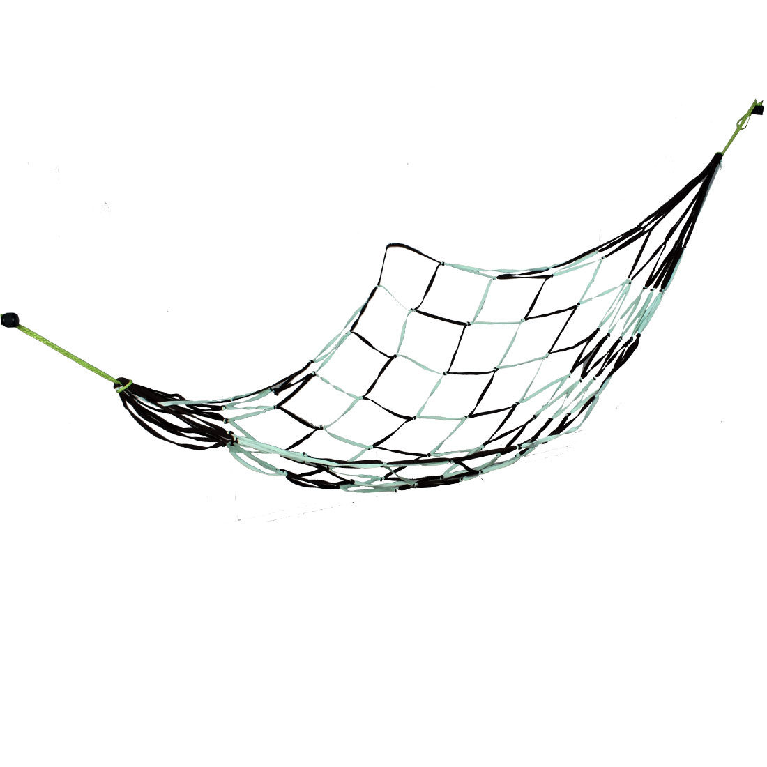 Green Coffee Colored Meshy String Net Sleeping Bed Travel Hammock
