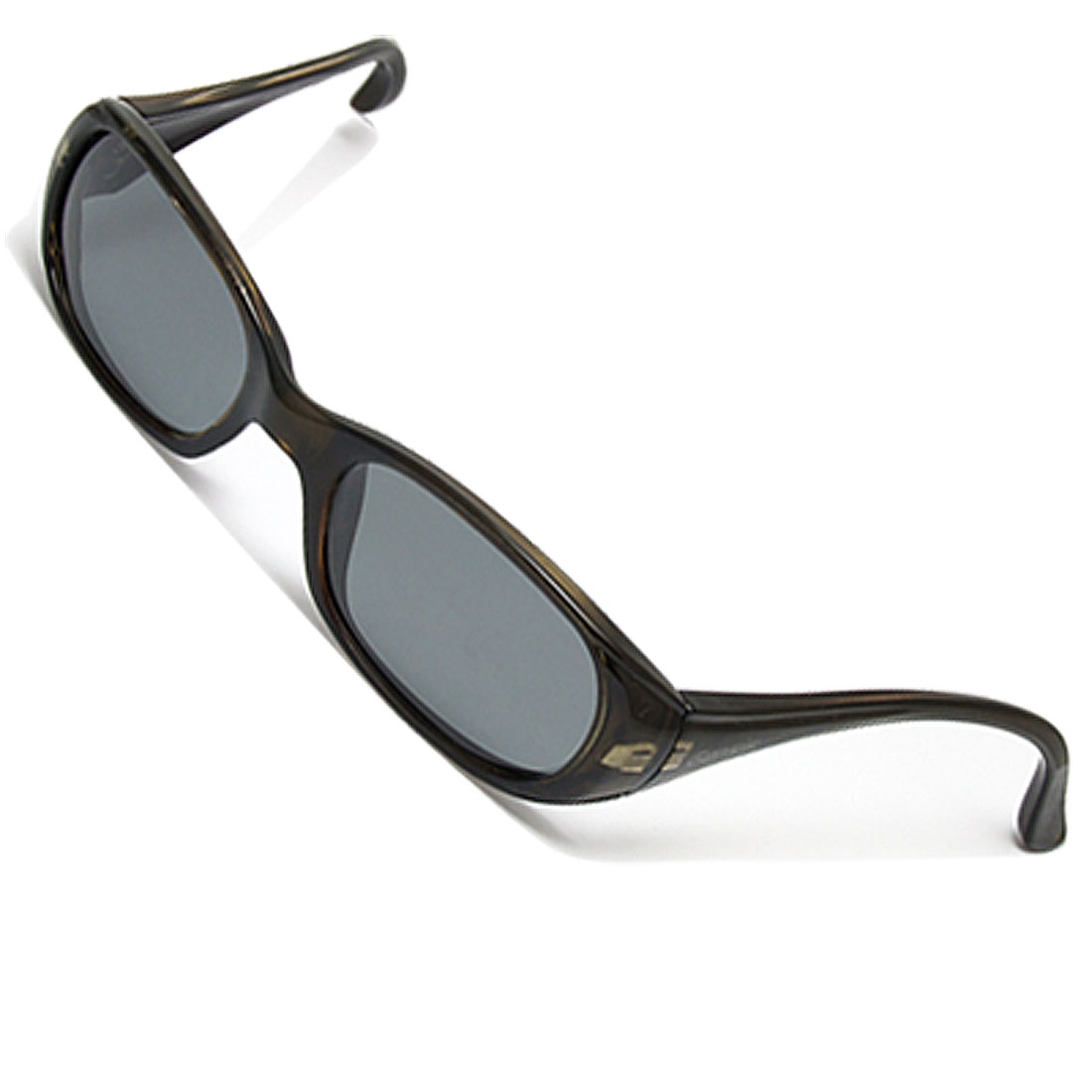 Oversized Arm Plastic Men's Travel Leisure Sunglasses