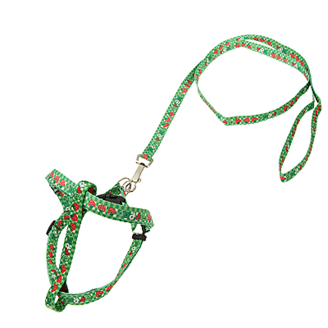 Dog's 's Puppy Nylon Pulling Harness Leash Rope