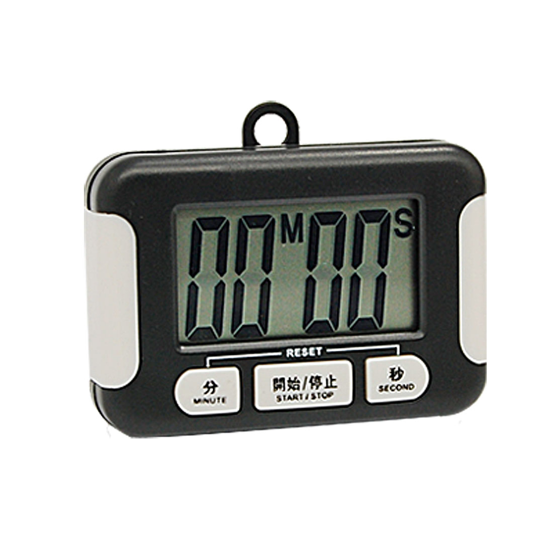 Easy Set LCD Digital Count Up Down Kitchen Alarm Timer