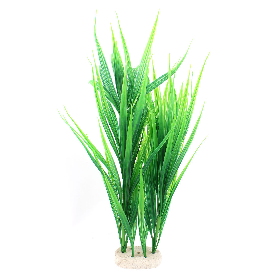 Plastic Fish Tank Plant Grass Aquarium Green Decor