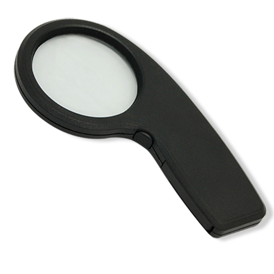 Portable 9-shaped 4X LED Magnifier Reading Magnifying Glass