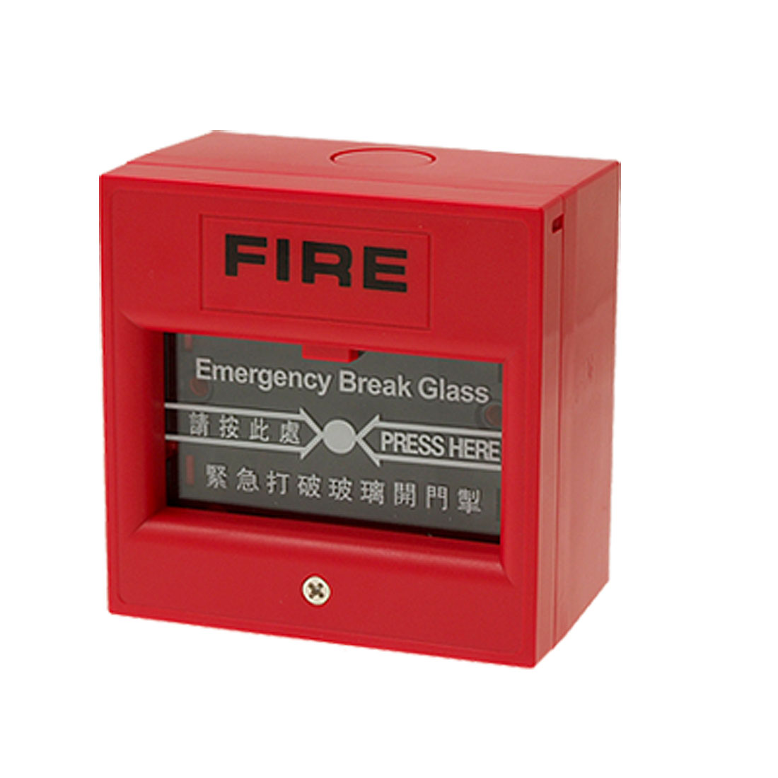 Safe Security Home Shop Fire Alarm Emergency Button