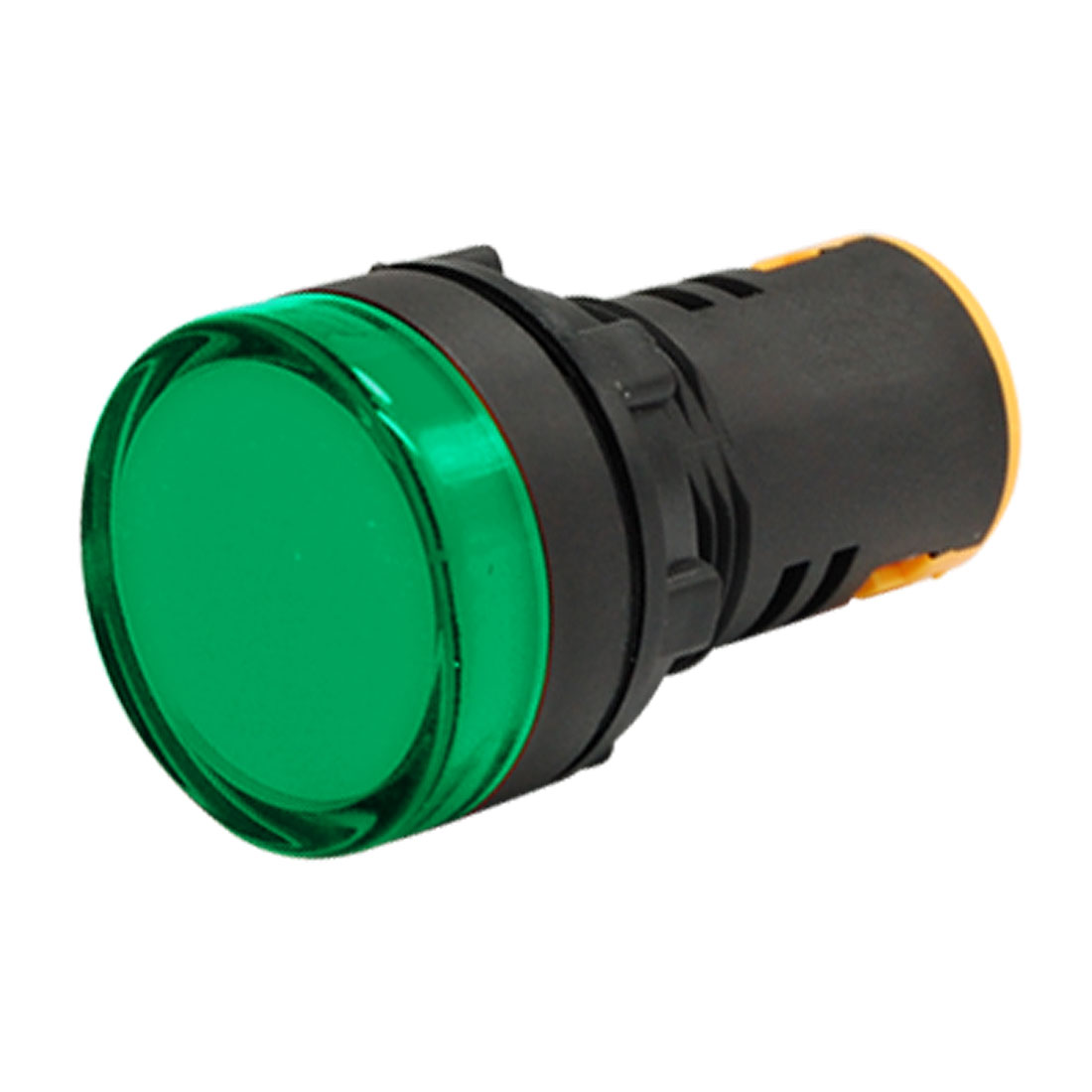 Green LED Indicator Light Pilot Signal Lamp AD56-22DS