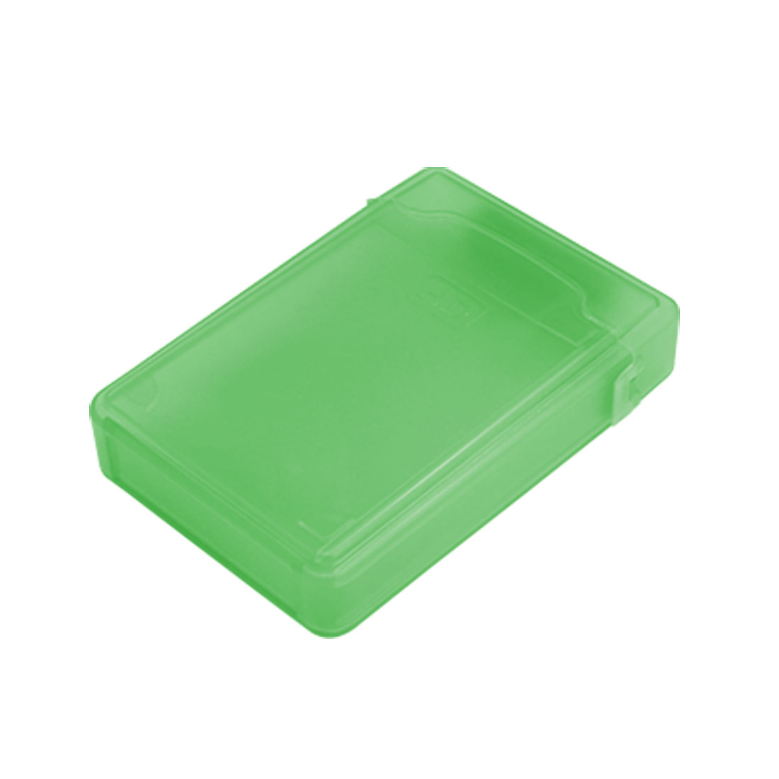 Green Storage Tank Box Case for 3.5 Inch Hard Drive HDD