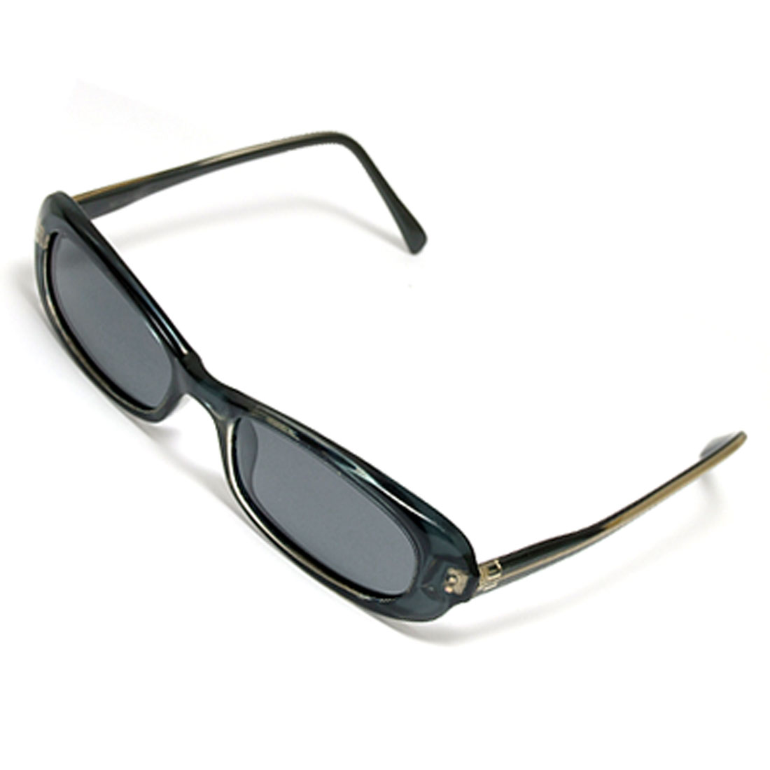 Plastic Frame Arms Polarized Sunglasses for Women