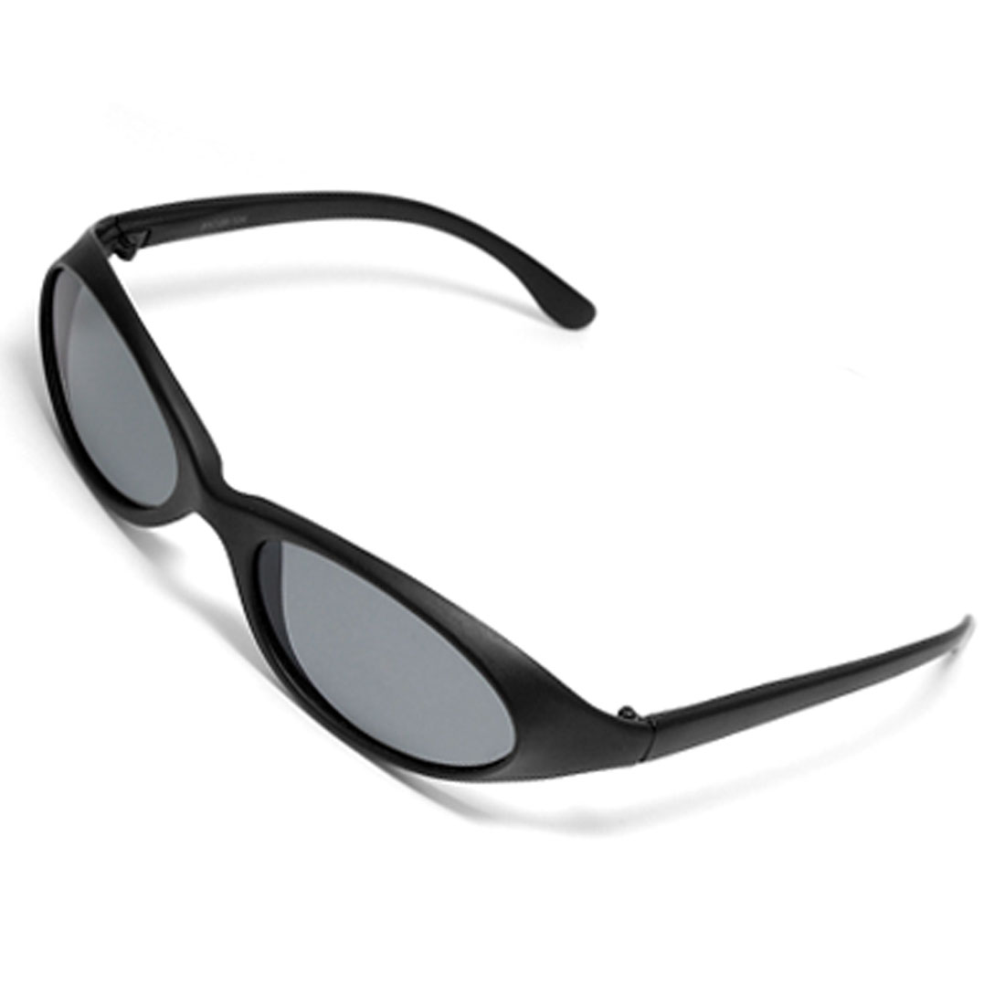 Black Frame Gentle Style Ladies' Polarized Lens Sunglasses