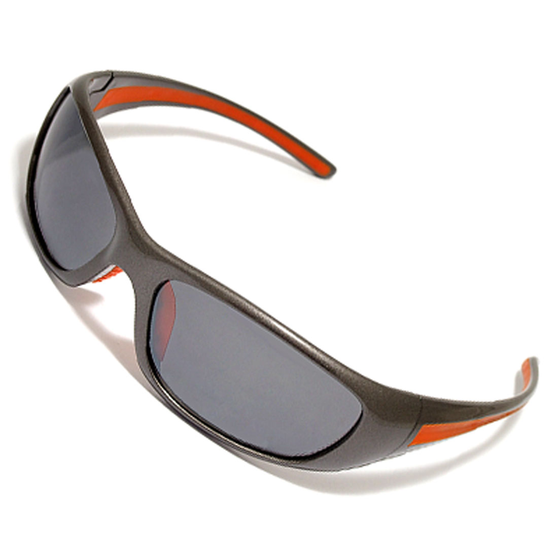 Fashion Grey Full-rim Plastic Ladies' Sunglasses